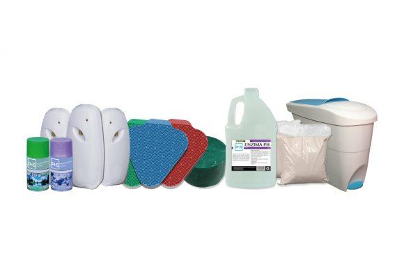 Venta productos higiénicos