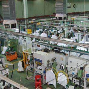 Servicios de limpieza industrial