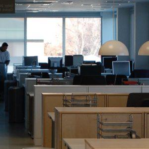Servicios de limpieza de oficinas