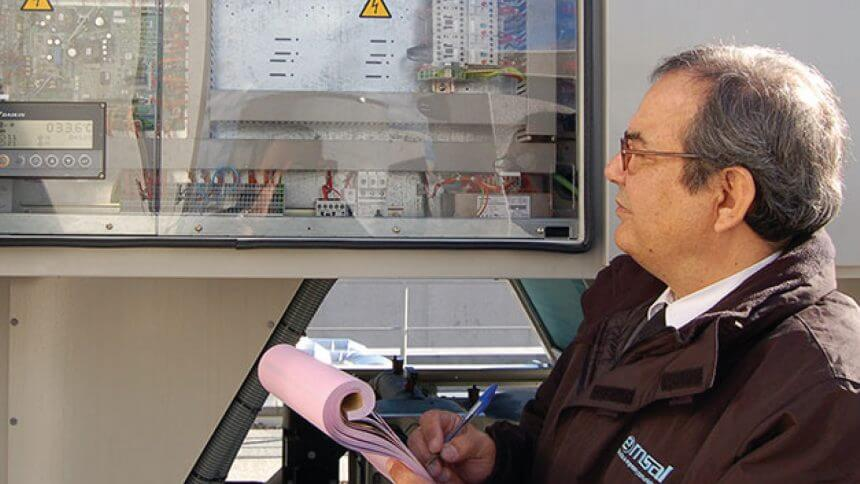 Servicios auxiliares en Madrid