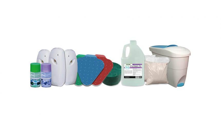 Venta de productos higiénicos