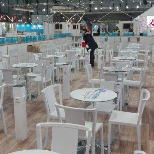 Empresa de limpieza de stands en Ifema – Fitur 2020